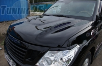 Реснички Nissan Patrol 62