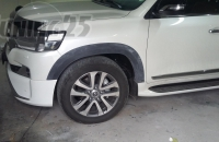 Фендера 9 мм Toyota Land Cruiser 200 кузова 2016+