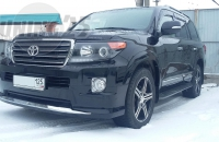 Фендера 9 мм Toyota Land Cruiser 202 кузова