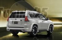 Комплект Wald Toyota Land Cruiser Prado 150 кузова 2017+