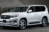 Комплект MzSpeed Toyota Land Cruiser Prado 150 кузова 2017+